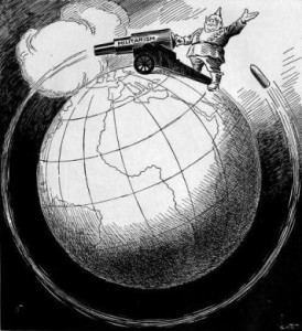 Peace Movements' Common Vision: The Abolition of Militarism