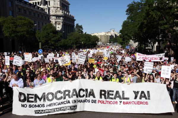 Resultado de imagen para De lo que no se habla sobre la democracia española