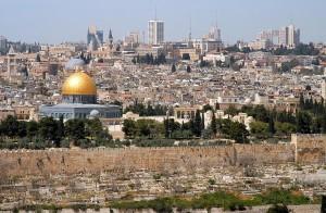 "Jerusalem, ""united city"" mirage."