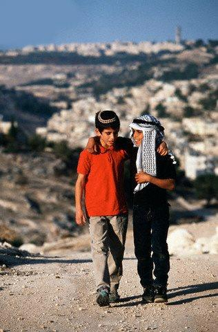 A history of the conflict between palestinian jews and arabs