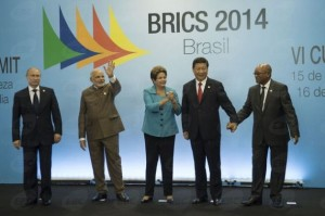 BRICS Build New Architecture for Financial Democracy