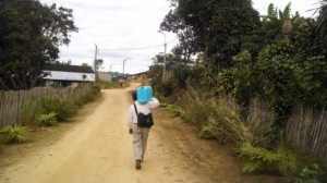 Problems Inspire Ingenious Solutions in Peruvian Amazon Town