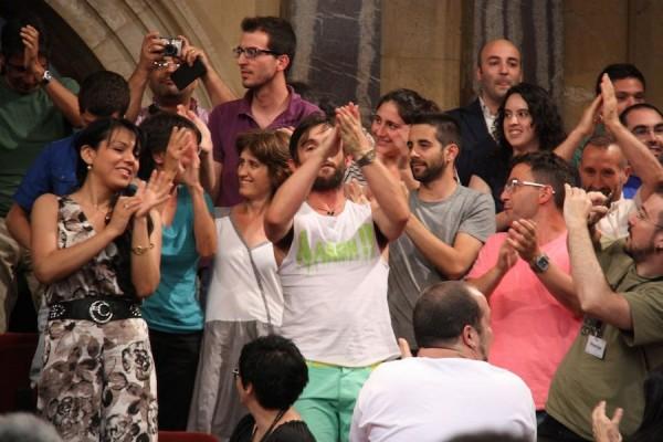 Cataluña da Luz Verde a la Ley contra la Homofobia