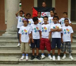 Arrivano a Sesto San Giovanni i piccoli ambasciatori di pace