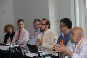 Pressenza em Bonn: a revolução não-violenta necessita das novas mídias