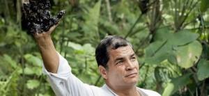 Die schmutzigen Hände des Ölmultis Chevron-Texaco Interview mit Jorge Jurado, Botschafter Ecuadors in Berlin