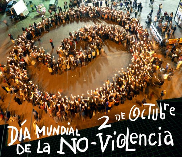 Campaña por la «No Violencia»