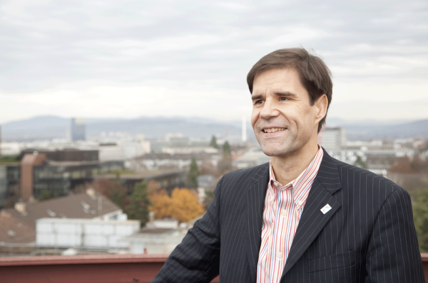 Overshoot day 2014: Interview with Mathis Wackernagel