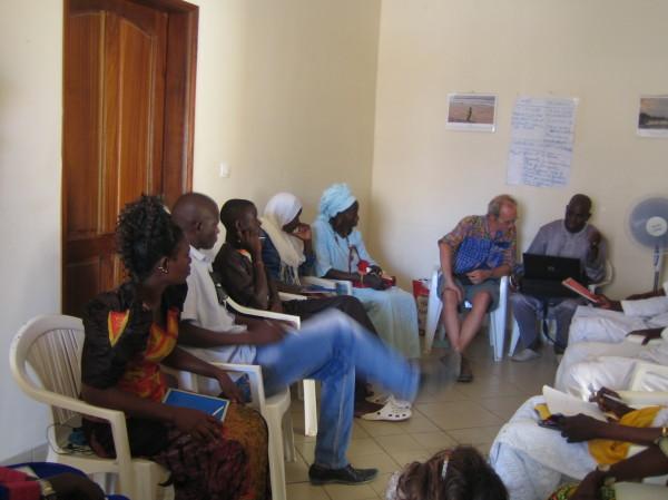 Em Dakar o primeiro seminário africano da COPEHU