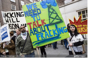 As fracking expands in the UK, so does resistance