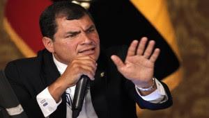 Presidente ecuatoriano canceló visita a Israel por masacre en Gaza