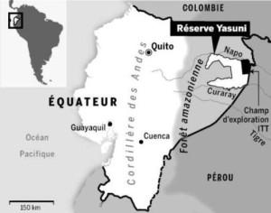 equateur-yasuni L'Equateur et les _mains sales_ de Chevron