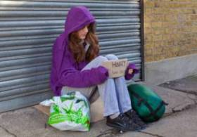 Amarga América: San Francisco e os jovens sem teto em protesto