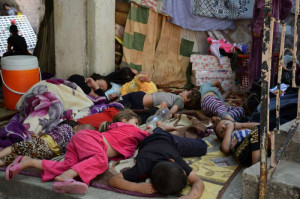 Indiscriminate, Brutal Killings Children in Conflict