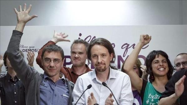 Podemos presenterà una legge per l'emergenza sociale il giorno di apertura del Parlamento