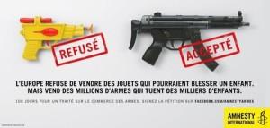 Rapport au Parlement 2014 sur les exportations d'armement de la France