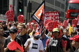 [Secrets et mensonges] Le projet du Grand Marché Transatlantique / TAFTA : pas amendable !
