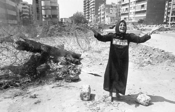The sweetness of Umm Aziz, from the Nakba to Sabra and Shatila massacre