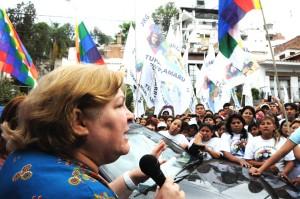 La otra revolución: Milagro Sala junto a Aleida Guevara