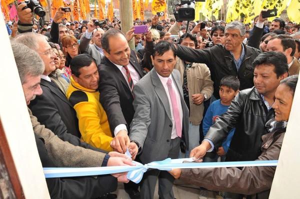 Se inauguró oficina del Correo Argentino en Alto Comedero