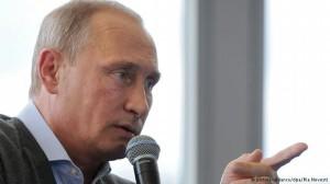 """Putin pede negociações sobre """"modelo de Estado"""" para leste ucraniano"""