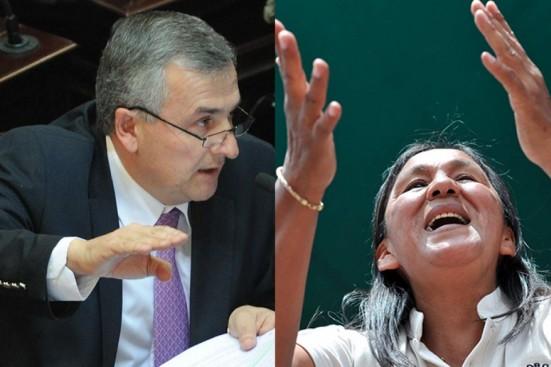 Macri e Morales si vendicano contro Milagro Sala in carcere