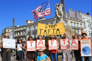 La Commission européenne rejette l'initiative citoyenne sur le Grand Marché Transatlantique/TAFTA