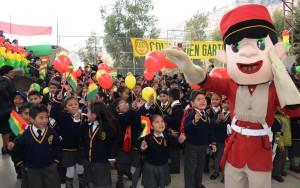 Bono Juancito Pinto beneficiará a más de 2,1 millones de estudiantes bolivianos