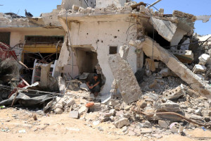 'Clock Is Ticking' for War-Ravaged Gaza; Promises on Rebuilding Must 'Quickly Materialize'