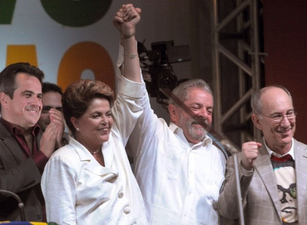 Dilma wins the most disputed elections in Brazil