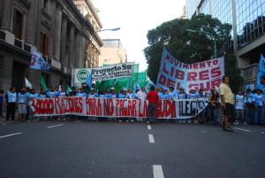 Argentine. L'audit de la dette