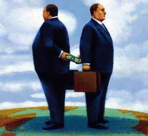 La Política en Chile, ¿entre el Señor del Mal(etín) y el Sr. DelAno?