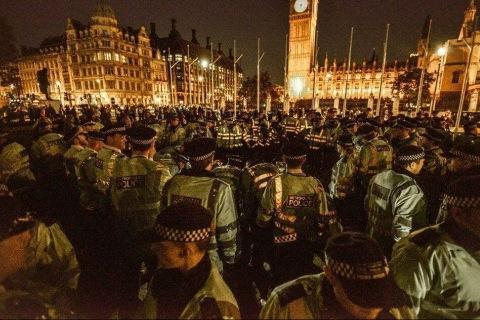 Democracy police