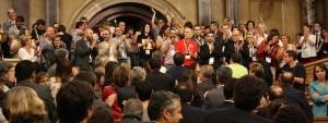 Se aprueba en Catalunya la primera ley española contra la homofobia