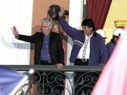 Evo Morales wins 3rd term as Bolivian President according to exit polls: some reactions