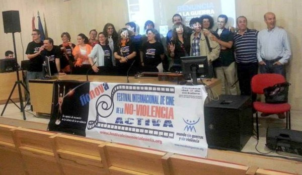 2nd Active Nonviolence International Film Festival awards