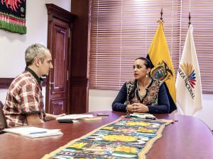 Rivadeneira: «Hemos conseguido que la Asamblea Nacional abriera sus puertas a todo el mundo»