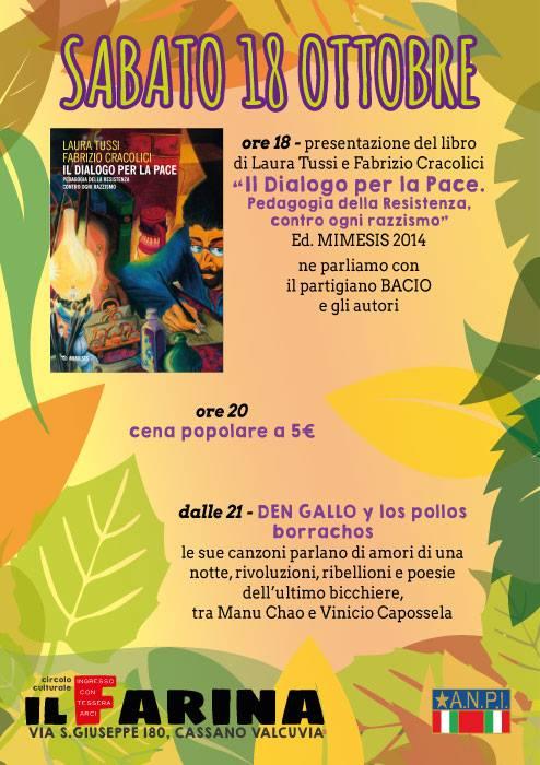 """""""Il Dialogo per la Pace"""" a Cassano Valcuvia"""