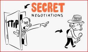 [Journée anti-TTIP] Les citoyens européens manifestent contre le Grand marché transatlantique