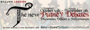 The New putney Debates 2014 start on Mon 27/10