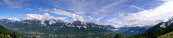 """Legna """"km zero"""", un progetto per la Valtellina"""