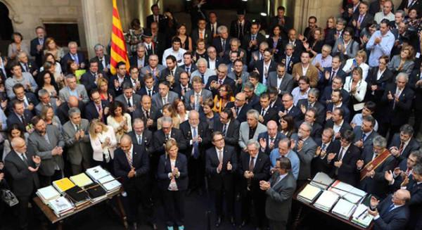 Los alcaldes catalanes, a favor de la consulta por la Independencia de Catalunya