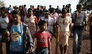 STF revoga demarcação de terra de índios Guayraroká (dos Guarany Kayowá)