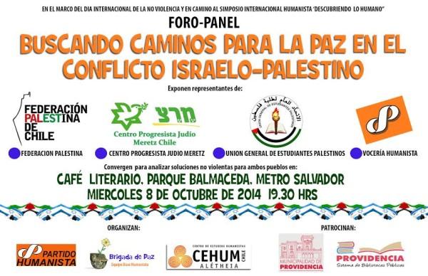 Buscando caminos para la paz en el conflicto Isaraelo-Palestino