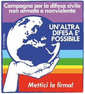 La campagna per una Difesa civile  scrive a Mattarella
