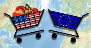 Akademie der Künste und IG Metall kritisieren Freihandelsabkommen TTIP