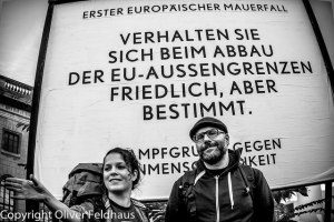 Erster Versuch gescheitert, die EU Mauer zu Fall zu bringen, Ziel dennoch erreicht
