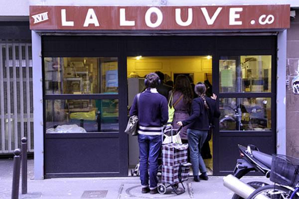 Le supermarché collaboratif débarque à Paris