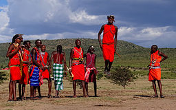 Land, safaris and the Maasai people. Do they know they are human?