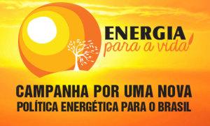 """Leilão de energia solar e a campanha """"Energia para a Vida"""""""